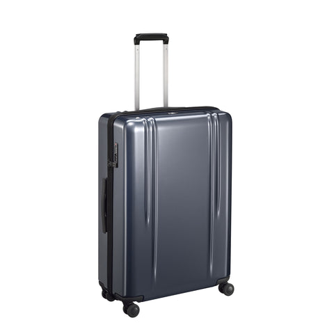 "ZRL Polycarbonate | 28"" Lightweight Spinner Travel Case GUNMETAL"