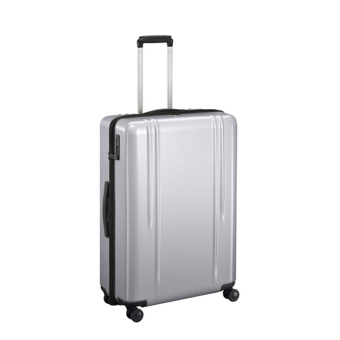 "ZRL Polycarbonate | 28"" Lightweight Spinner Travel Case SILVER"