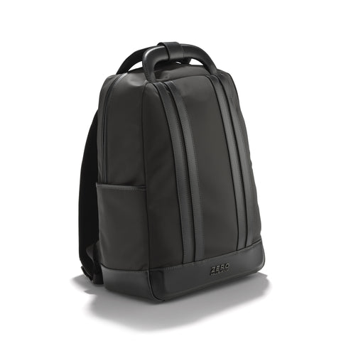 Zero Halliburton Journal Collection | Medium Nylon Backpack GRAY