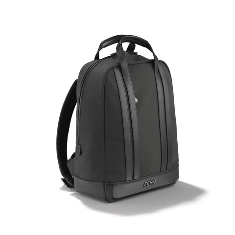 Zero Halliburton Journal Collection | Small Nylon Backpack GRAY