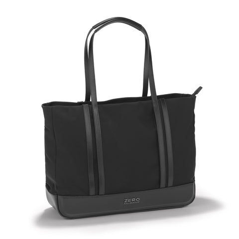 Zero Halliburton Journal Collection | Nylon Tote BLACK