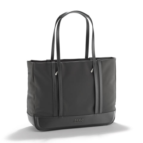 Zero Halliburton Journal Collection | Nylon Tote GRAY