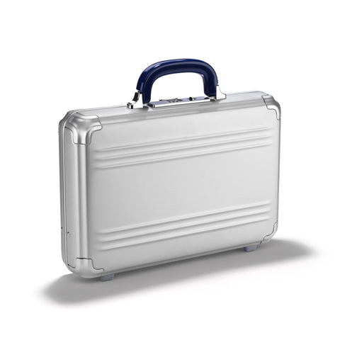 Pursuit Aluminum | Small Attaché Case SILVER