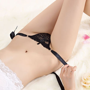 The 1507 Floral Lace Knicker