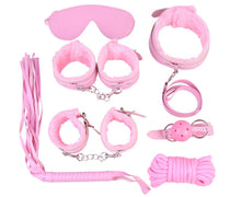 7pc Bondage kit - For that Kinky time