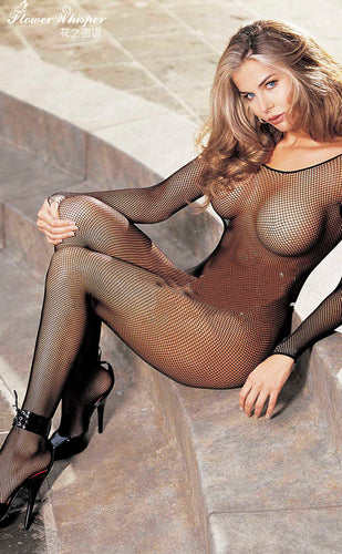 The Twilight 8762 Fishnet Bodystocking
