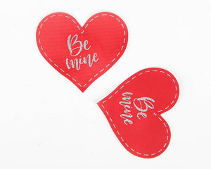 Be Mine - Heart Shaped Nipple Covers