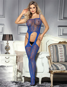 The Sapphire Bodystocking set