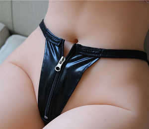 The 8198 Seduce Me Zip Thong
