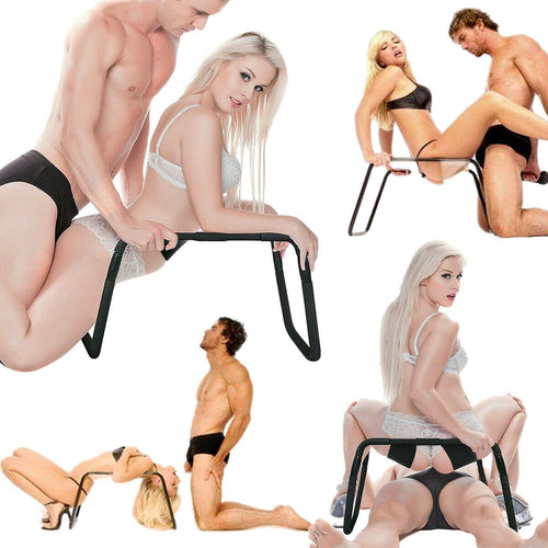 Metal Bondage Sex Chair