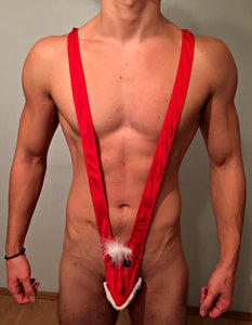 Secret Santa Mankini - Santa / Rudolph / Minion / Superman