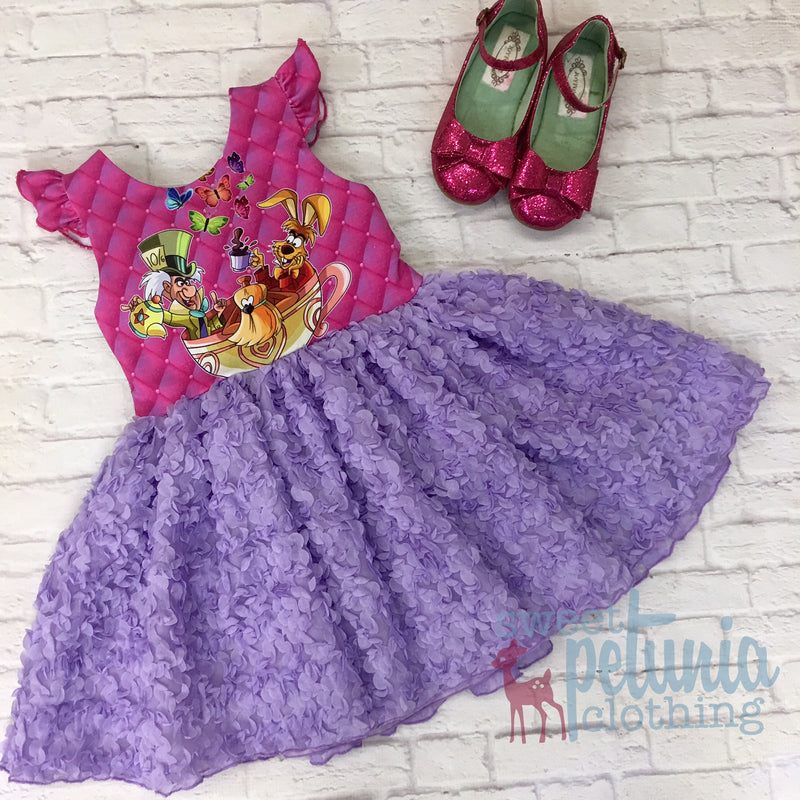 The Mad Hatter Caroline Dress