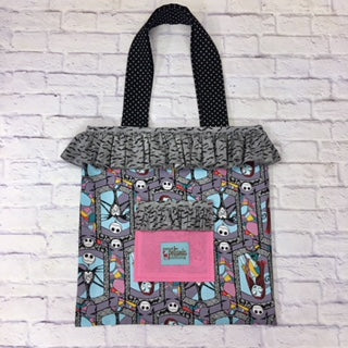 NBC Stained Glass Tote Bag