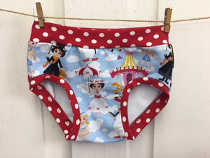 Mary Poppins Undies