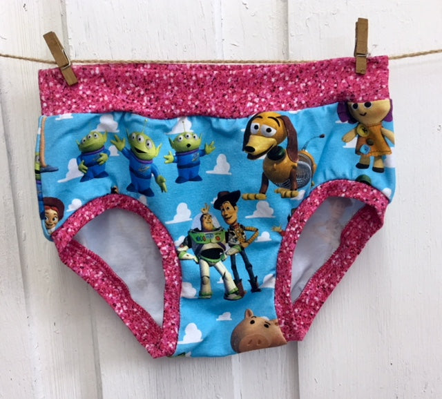Toy Story Undies