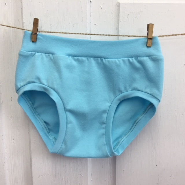 Light Turquoise Undies
