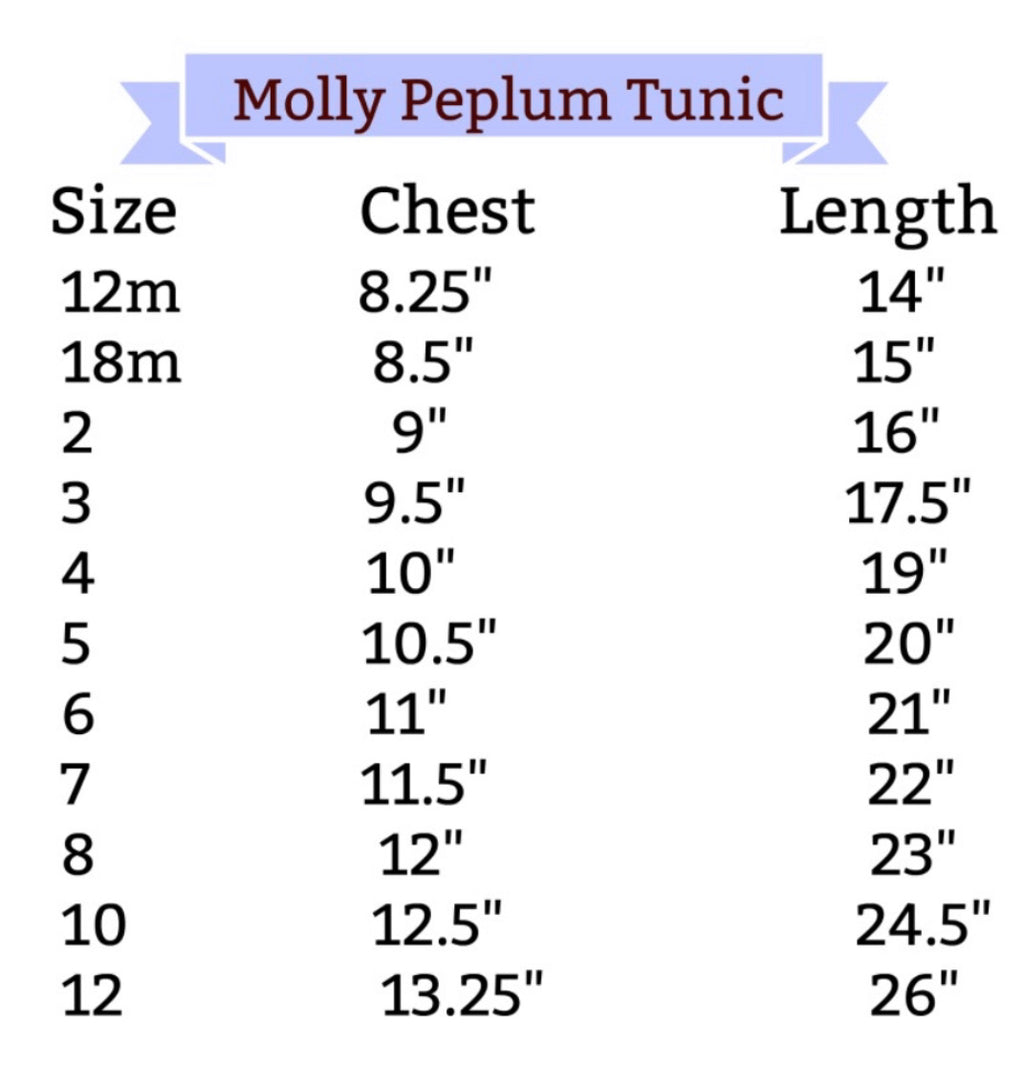 Chilly Sister Molly Tunic