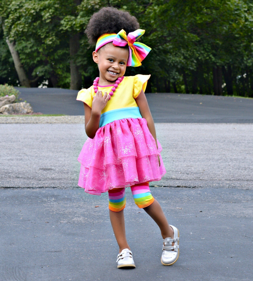 Fancy Nancy Dress