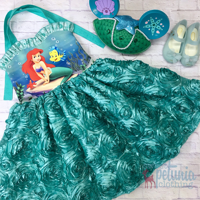 Under The Sea Ballerina Dress