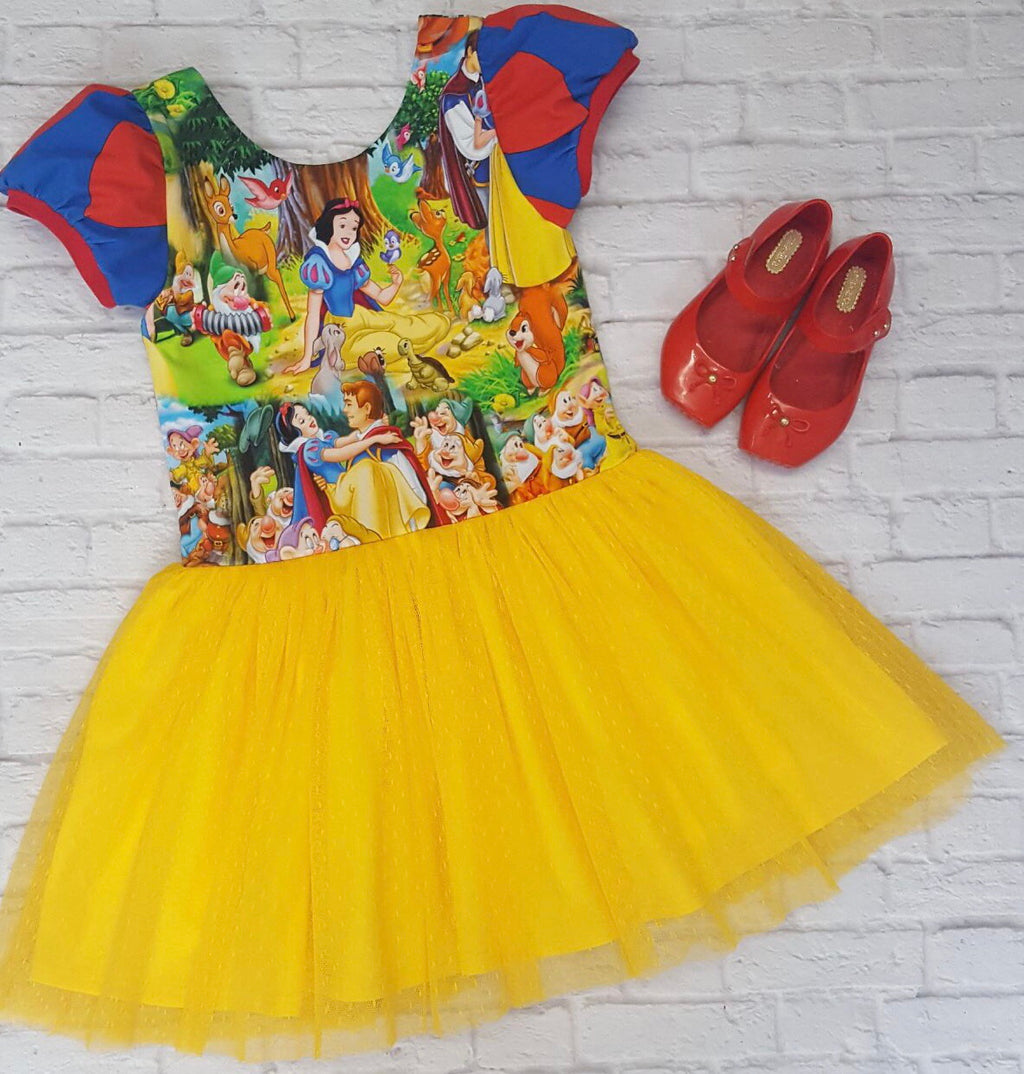 Snow White Lucy Dress 2nd production