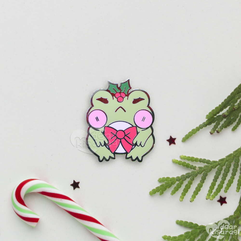 Mistle-Toad | Mini Pin