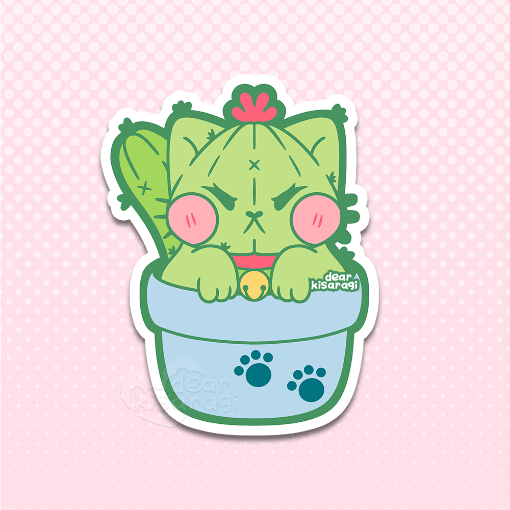 Sticker | Cat-tus
