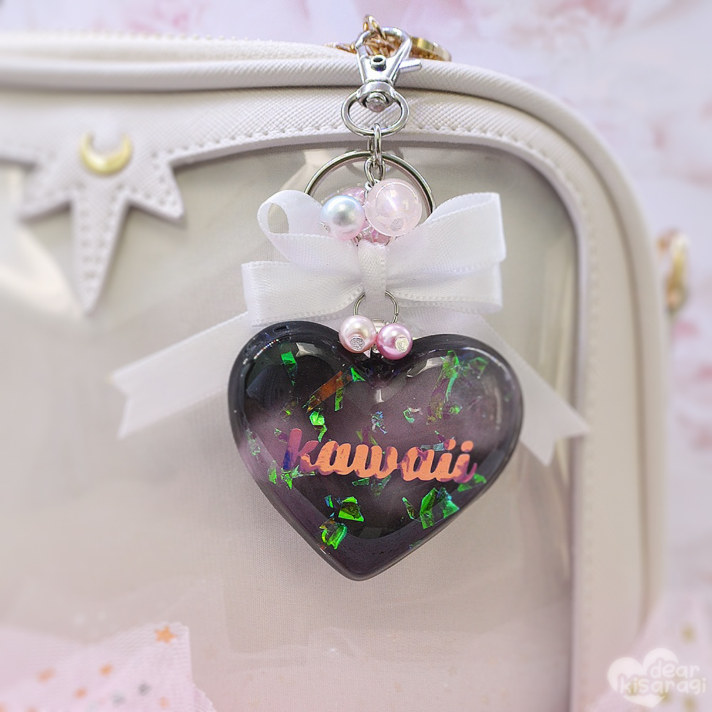 Charm | Kawaii Heart | Pink
