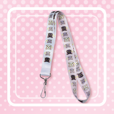 Plush Guardians Lanyard