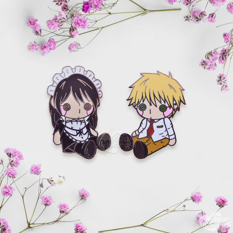 Plush Maid-Sama Set