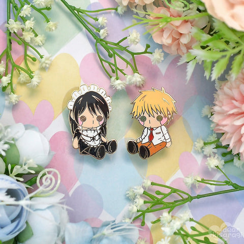 Maid-Sama! Plush Pins