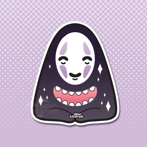 Sticker | Smiling No Face