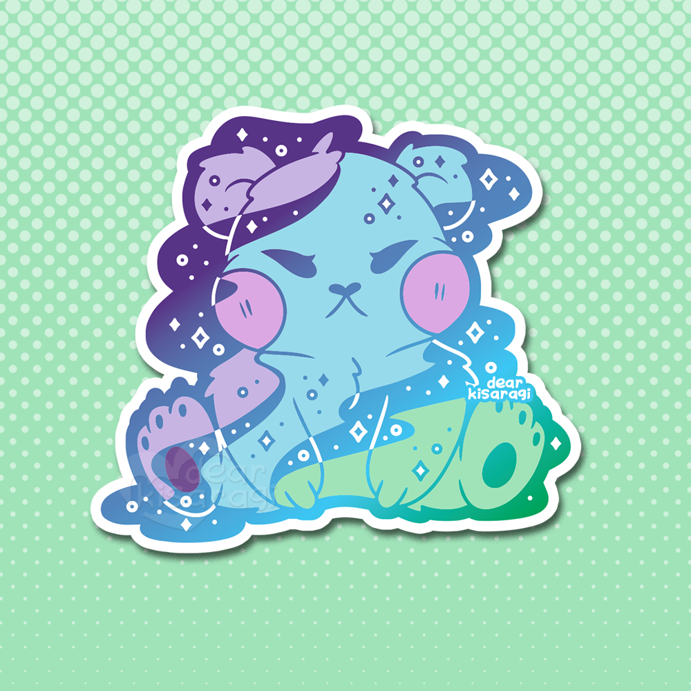 Sticker | Aurora Bear-ealis