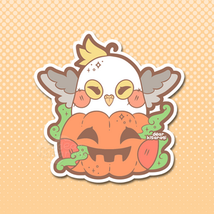 Sticker | Trick or Tweet