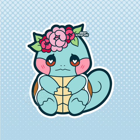 Sticker |  Squirtle