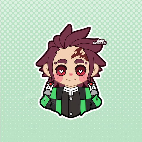 Sticker |  Tanjiro