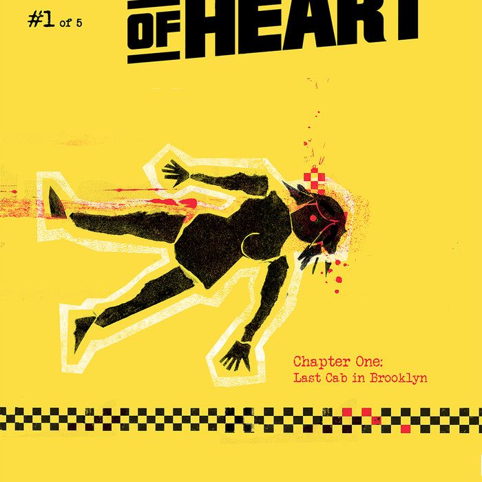 "An interview with Chris Charlton on ""Black of Heart"""