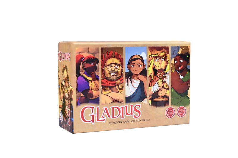 Gamble on the gladiatorial games in Gladius!