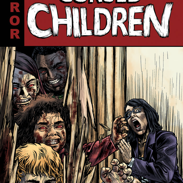 Damned, Cursed Children run rampant at Source Point Press