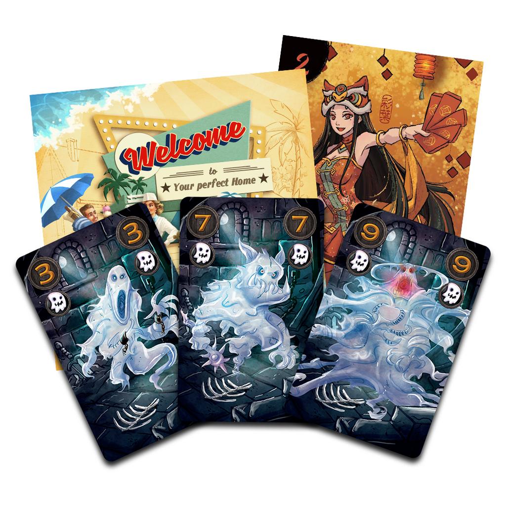 Promos and Expansions