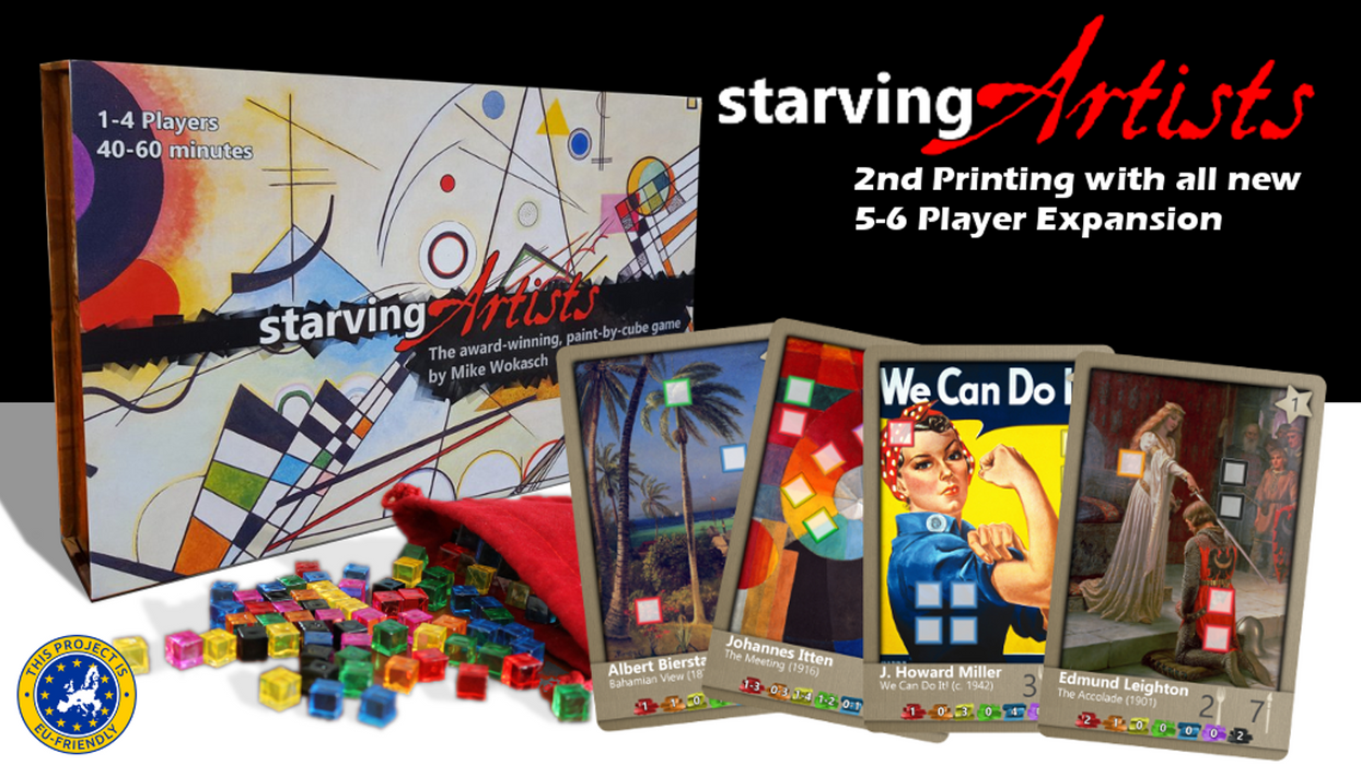 Starving Artists + 5-6p expansion