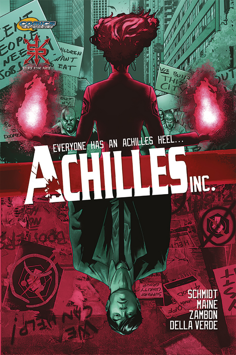 Achilles Inc Vol 1