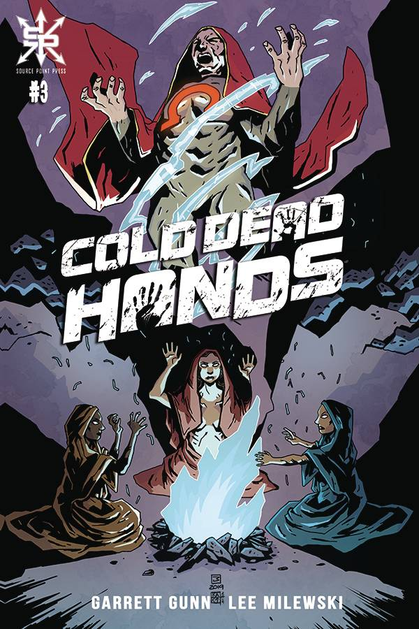 Cold Dead Hands #3
