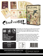 Crows Overkill- Retailer
