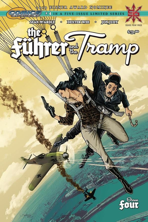 The Fuhrer and the Tramp #4