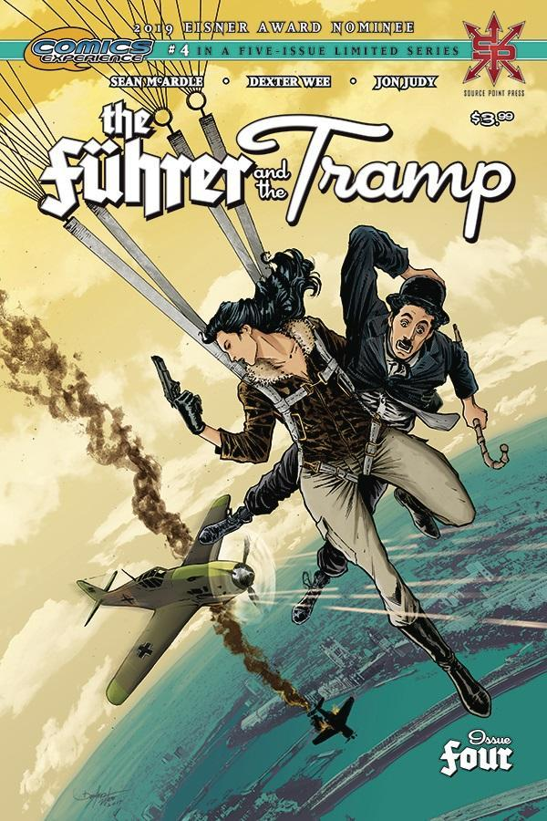 The Fuhrer and the Tramp #4- Retailer