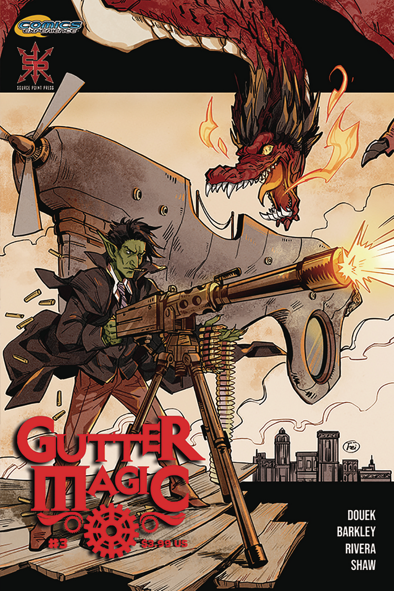 Gutter Magic #3- Retailer