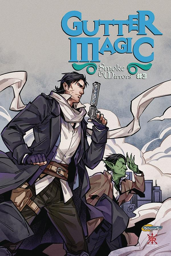 Gutter Magic:  Smoke and Mirrors #3