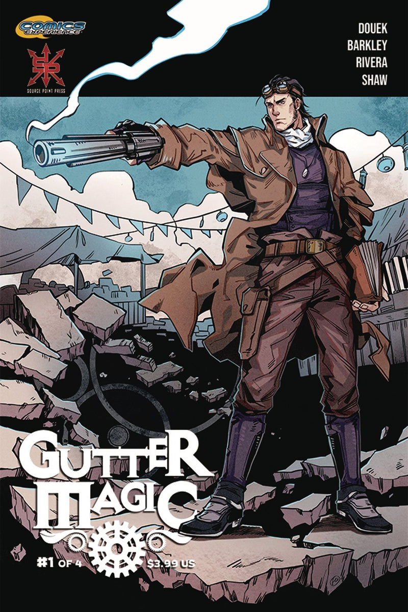 Gutter Magic #1- Retailer