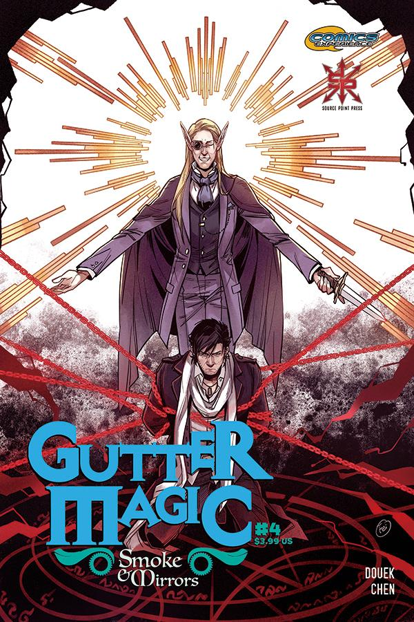Gutter Magic: Smoke and Mirrors #4- Retailer
