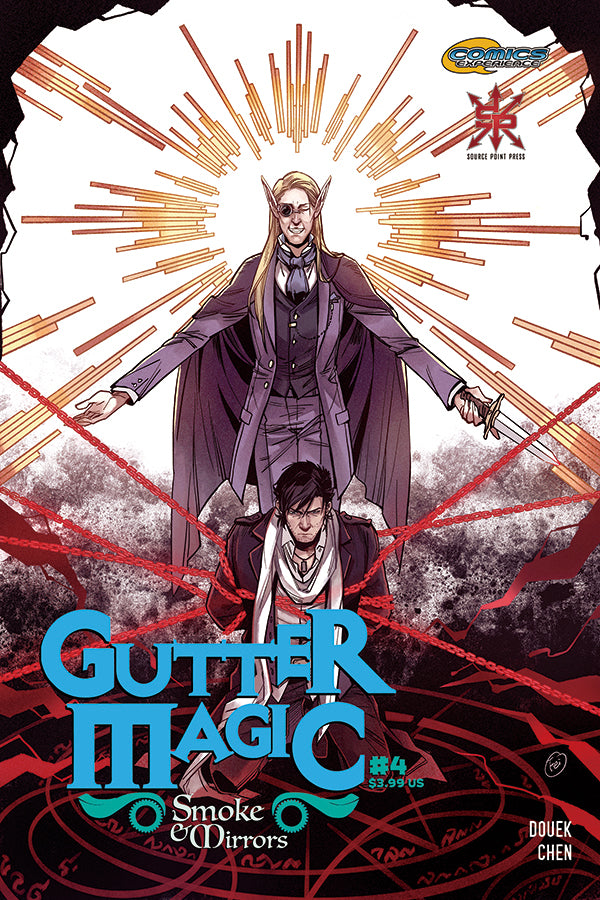 Gutter Magic: Smoke and Mirrors #4